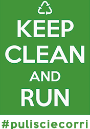 Cartesar sostiene Keep Clean and Run 2017