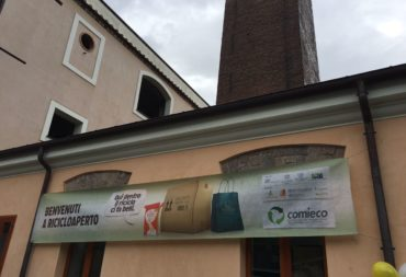 "Cartesar opens its company doors with ""Riciclo Aperto"" (Open Recycling)"