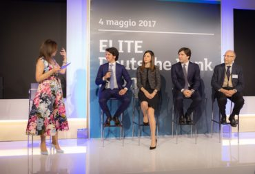 Cartesar on the Borsa italiana (Italian Stock Exchange) for the ELITE program
