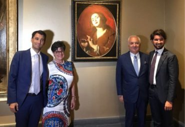 """Borsa Italiana chooses the Museo and Real Bosco of Capodimonte for the third edition of the """"Revelations"""" project for the restoration of museum masterpieces."""