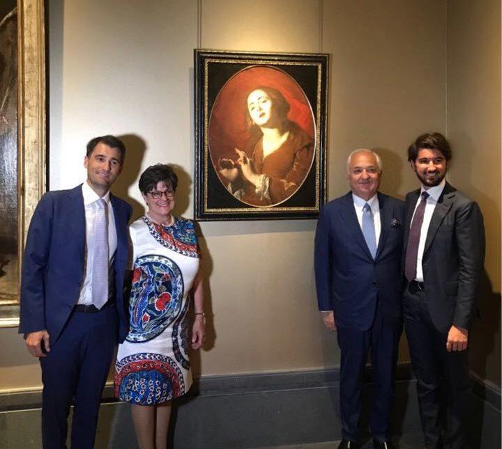"""Borsa Italiana sceglie ilMuseo e Real Bosco di Capodimonteper la terza edizione del progetto """"Rivelazioni"""" per il restauro di capolavori del Museo."""