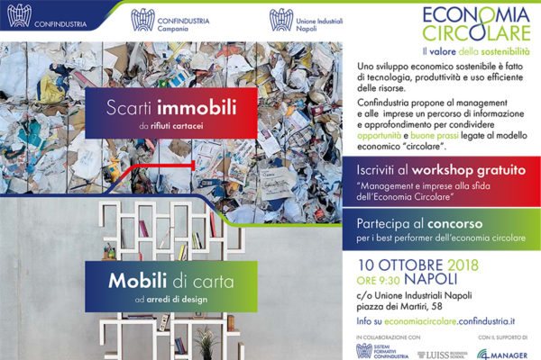 FREE WORKSHOP - Management and companies to the challenge of the Circular Economy