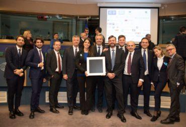 ELITE wins the Premio Mecenati XXI secolo 2018