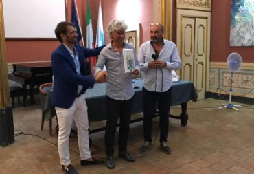 "Cartesar Carlo De Iuliis Award 2019 to Roberto Cavallo for ""The Bible of Ecology. Reflections on the care of Creation"" published by Elledici"