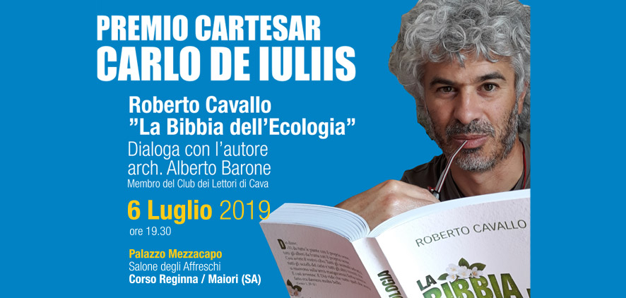 On July 6 in Maiori the Cartesar Carlo De Iuliis Award 2019
