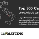 Cartesar among the TOP 300, the excellence companies of the Campania Region