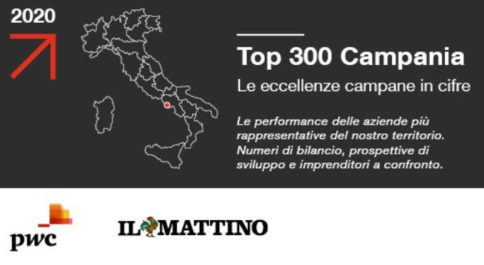 Cartesar tra le TOP 300, le aziende eccellenza della Campania